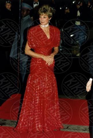 18-11-1991 - Kate Middleton e Lady Diana, lo stile è lo stesso