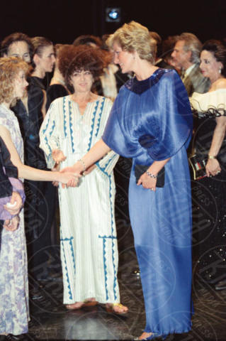 16-07-1990 - Kate Middleton e Lady Diana, lo stile è lo stesso