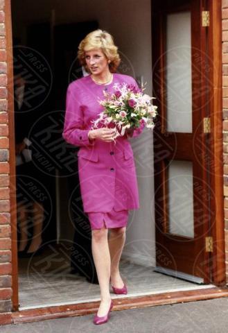 01-09-1989 - Kate Middleton e Lady Diana, lo stile è lo stesso