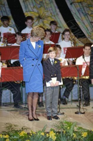 01-03-1991 - Kate Middleton e Lady Diana, lo stile è lo stesso