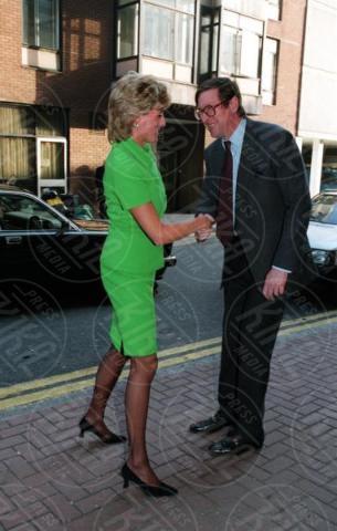 16-01-1996 - Kate Middleton e Lady Diana, lo stile è lo stesso