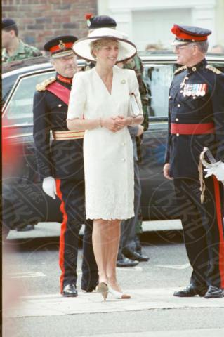 01-08-1991 - Kate Middleton e Lady Diana, lo stile è lo stesso