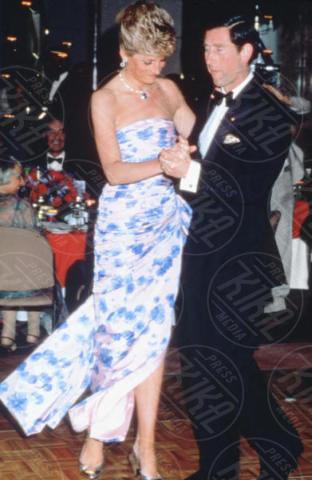 Melbourne - 27-01-1988 - Kate Middleton e Lady Diana, lo stile è lo stesso