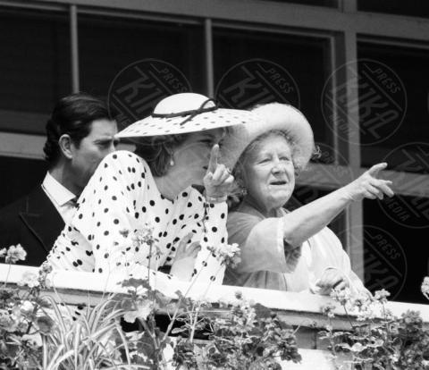 15-06-1988 - Kate Middleton e Lady Diana, lo stile è lo stesso