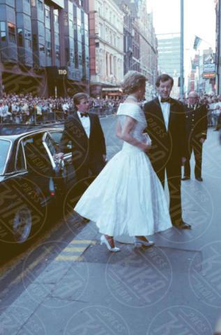 18-07-1988 - Kate Middleton e Lady Diana, lo stile è lo stesso