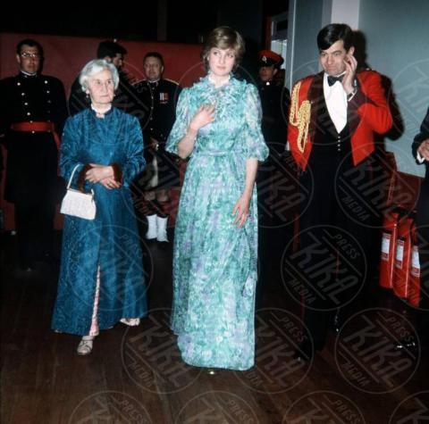 27-06-1981 - Kate Middleton e Lady Diana, lo stile è lo stesso