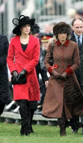 Sandhurst - 15-12-2006 - Kate Middleton e Lady Diana, lo stile è lo stesso