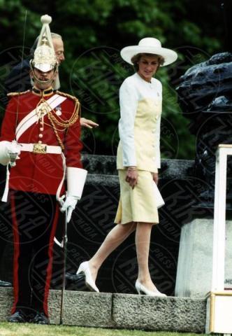 14-05-1989 - Kate Middleton e Lady Diana, lo stile è lo stesso