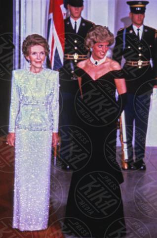 Washington - 09-11-1985 - Kate Middleton e Lady Diana, lo stile è lo stesso