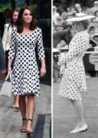 Kate Middleton, Lady Diana - 04-07-2017 - Kate Middleton e Lady Diana: la trasparenza è la stessa