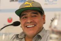 Diego Armando Maradona - Napoli - 04-07-2017 - Maradona napoletano doc: al Pibe de oro la cittadinanza onoraria