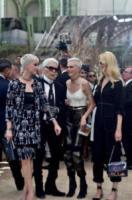 Cara Delevingne, Claudia Schiffer, Katy Perry, Karl Lagerfeld - Parigi - 04-07-2017 - Karl Lagerfeld, ecco le sue ultime volontà