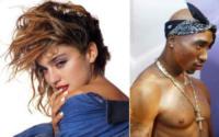 Tupac, Madonna - Los Angeles - 05-07-2017 - Madonna, sono già 60. Auguri Lady Ciccone
