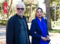 Simona Izzo, Ricky Tognazzi - Roma - 05-07-2017 - L'ultimo saluto a Fantozzi: funerale laico alla Casa del Cinema