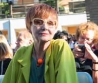 Milena Vukotic - Roma - 05-07-2017 - L'ultimo saluto a Fantozzi: funerale laico alla Casa del Cinema