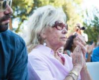 Maura Albites - Roma - 05-07-2017 - L'ultimo saluto a Fantozzi: funerale laico alla Casa del Cinema