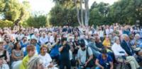 Platea - Roma - 05-07-2017 - L'ultimo saluto a Fantozzi: funerale laico alla Casa del Cinema