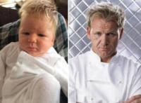 Gordon Ramsay - Los Angeles - 12-11-2014 - Guarda che bel bambino: è tutto...quella star!