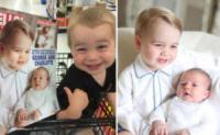 Principe George - Los Angeles - 12-11-2014 - Guarda che bel bambino: è tutto...quella star!