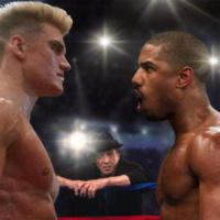 Dolph Lundgren, Michael B. Jordan, Sylvester Stallone - Los Angeles - 07-01-2016 - Creed 2: torna Ivan Drago 33 anni dopo