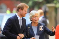 Prince Harry - Leeds - 06-07-2017 - Il principe Harry spiega come entrare duro a rugby!