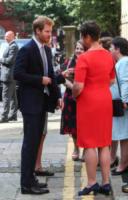 Principe Harry - Leeds - 06-07-2017 - Il principe Harry spiega come entrare duro a rugby!