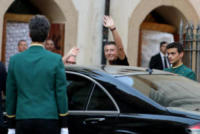 Evento Dolce & Gabbana, Stefano Gabbana - Palermo - 06-07-2017 - Giovanni Ciacci 'soffia' il fidanzato a Stefano Gabbana