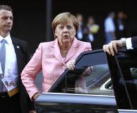 Angela Merkel - Amburgo - 07-07-2017 - G20 di Amburgo: centinaia di civili e agenti feriti. Le foto