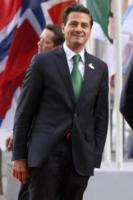 Enrique Pena Nieto - Amburgo - 07-07-2017 - G20 di Amburgo: centinaia di civili e agenti feriti. Le foto