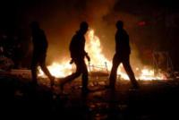 Ausschreitungen im Schanzenviertel - Amburgo - 07-07-2017 - G20 di Amburgo: centinaia di civili e agenti feriti. Le foto