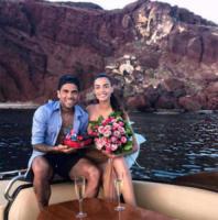 Joana Sanz, Dani Alves - Los Angeles - Dani Alves sposo in segreto, ma quante star come lui!