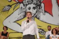 Davide Casaleggio - Palermo - 09-07-2017 - Giancarlo Cancelleri candidato governatore della Sicilia per M5S