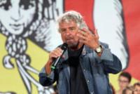 Beppe Grillo - Palermo - 09-07-2017 - Giancarlo Cancelleri candidato governatore della Sicilia per M5S