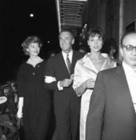 Afdera Franchetti, Henry Fonda, Elsa Martinelli - 10-07-2017 - Elsa Martinelli: la sua carriera in foto