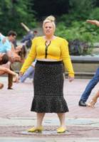 Rebel Wilson - New York - 10-07-2017 - Rebel Wilson, via alle riprese di Isn't it Romantic