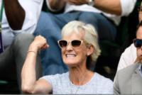 Judy Murray - Wimbledon - 10-07-2017 - La tifosa numero uno di Andy Murray è... sua mamma!