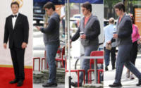 Nathan Fillion - Vancouver - 12-07-2017 - Nathan Fillion, la star di Castle ha messo su la pancia!