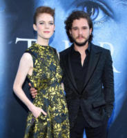 Kit Harington, Rose Leslie - Los Angeles - 12-07-2017 - Game Of Thrones 7: la premiere californiana