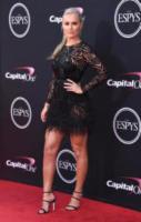 Lindsey Vonn - Los Angeles - 12-07-2017 - Lindsey Vonn, piume e trasparenze agli ESPY Awards