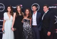 Christina Schwarzenegger, Christopher Schwarzenegger, Patrick Schwarzenegger, Katherine Schwarzenegger, Maria Shriver - Los Angeles - 12-07-2017 - Lindsey Vonn, piume e trasparenze agli ESPY Awards