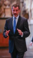 King Felipe VI - Londra - 13-07-2017 - Letizia e Felipe di Spagna visitano l'abbazia di Westminster