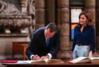 King Felipe VI, Letizia Ortiz - Londra - 13-07-2017 - Letizia e Felipe di Spagna visitano l'abbazia di Westminster