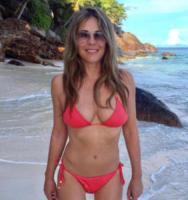Liz Hurley - Los Angeles - Paola Barale, 50 anni e un fisico da urlo