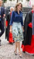 Letizia Ortiz - Londra - 13-07-2017 - Letizia di Spagna, regina di stile con genio e... regolatezza!