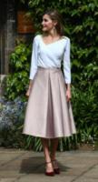 Letizia Ortiz - Oxford - 14-07-2017 - Letizia di Spagna, regina di stile con genio e... regolatezza!