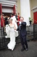 Zivile Rezgyte, Andrew Giuliani - New York - 14-07-2017 - Il figlio di Rudolph Giuliani si è sposato: le foto delle nozze