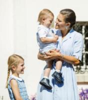 Principessa Estelle di Svezia, Principe Oscar di Svezia, Principessa Victoria di Svezia - Borgholm - 15-07-2017 - Principessa Victoria di Svezia, buon compleanno!