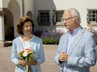 Re Carlo di Svezia, Regina Silvia di Svezia - Borgholm - 15-07-2017 - Principessa Victoria di Svezia, buon compleanno!