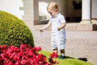 Principe Oscar di Svezia - Borgholm - 15-07-2017 - Principessa Victoria di Svezia, buon compleanno!