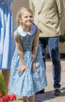 Principessa Estelle di Svezia - Borgholm - 15-07-2017 - Victoria ed Estelle di Svezia: l'outfit è sempre coordinato!